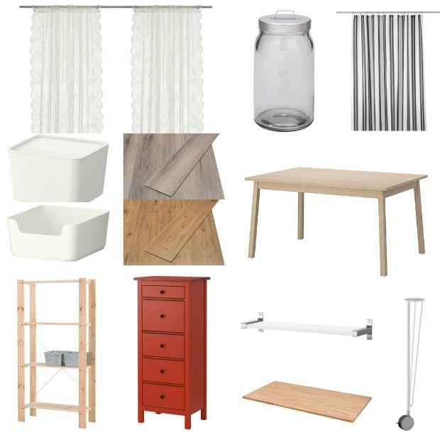 Ikea aankopen