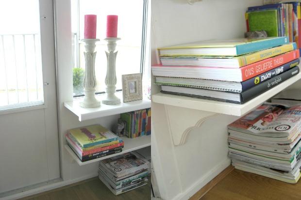 vensterbank-boekenplank