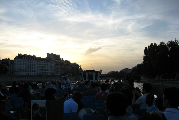 parijs-boottocht