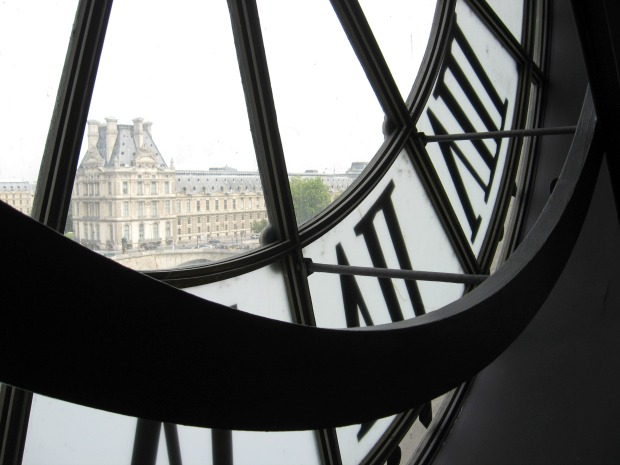 parijs-klok-d'orsay