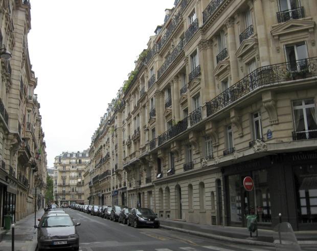 parijs-straat