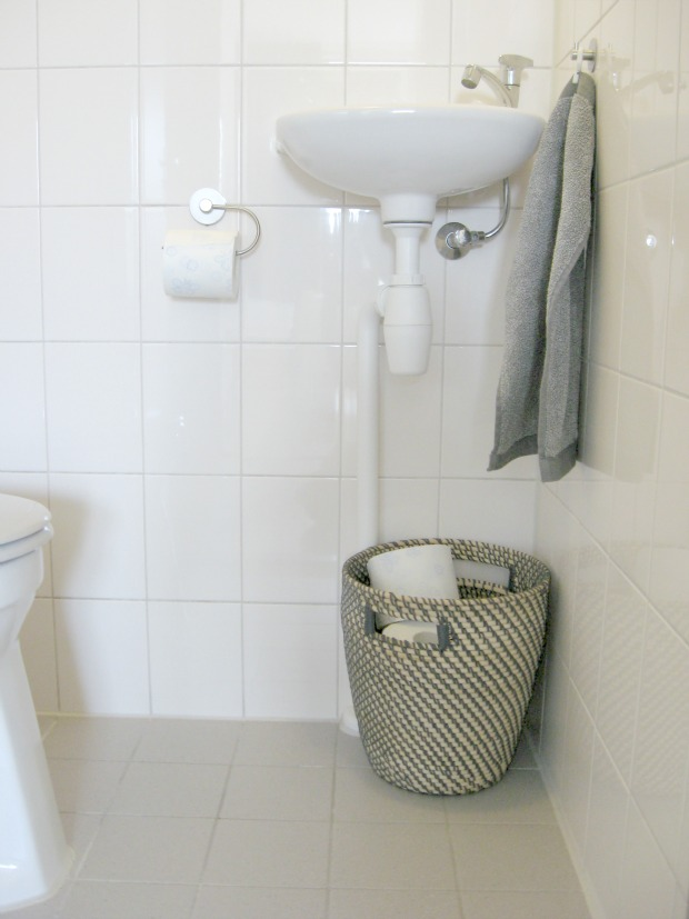 stylingtip toilet mand