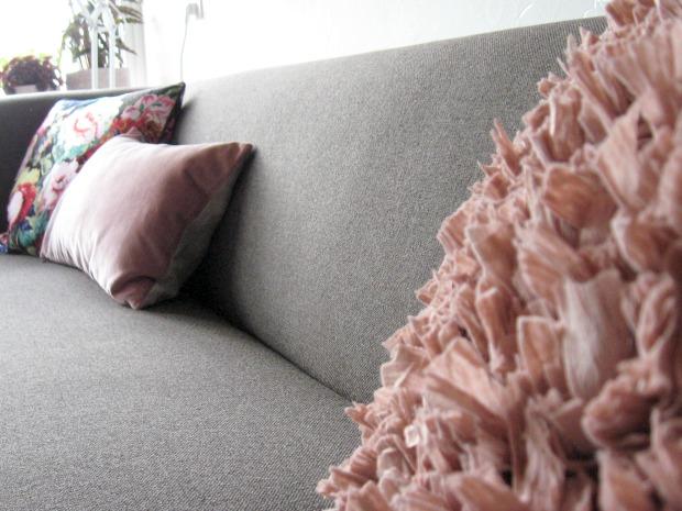 Oud Roze Kussens : Oudroze kussens eenig wonen