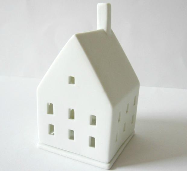 huisje keramiek
