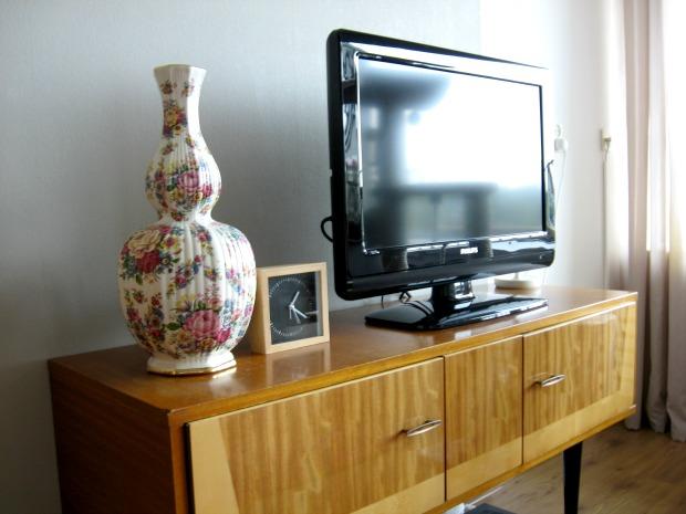 tv kastje retro