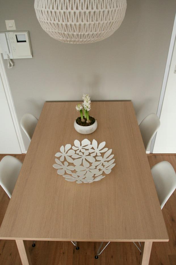 Mijn nieuwe Eames eetkamerstoelen