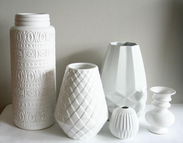 Mijn vazen verzameling