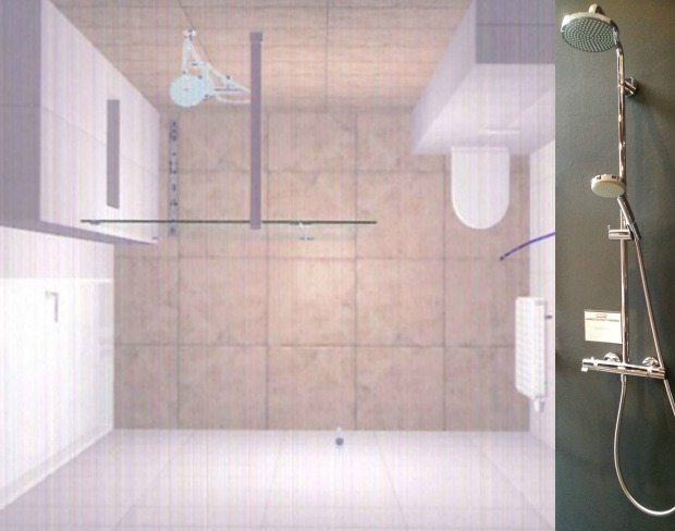 badkamer-tekening