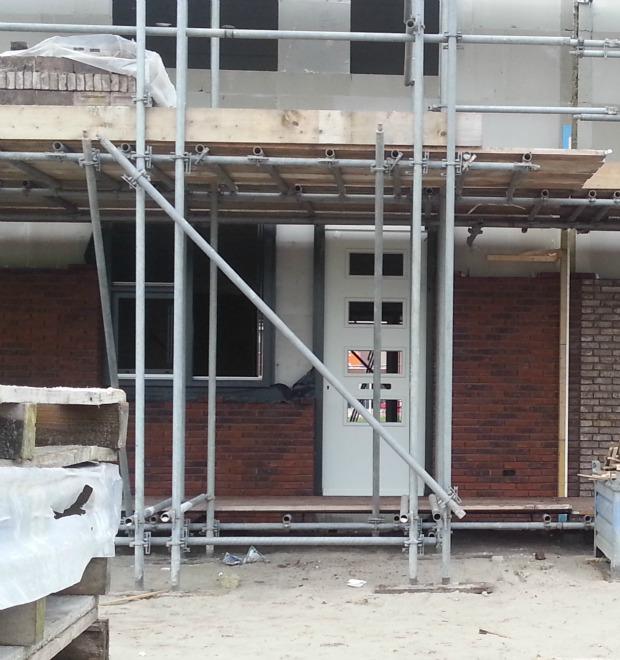 bouw-voordeur
