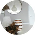 Éénige aankopen #15 spiegel, messing en koper